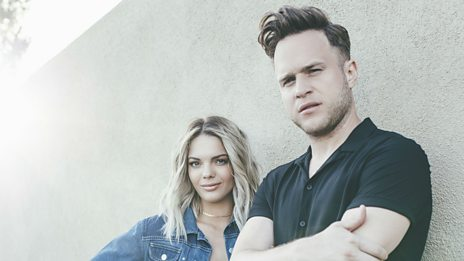 What does tennis have to do with the new Olly Murs single?