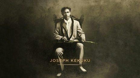 Joseph Kekuku and the Steel Guitar