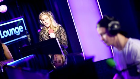 Live Lounge - Kygo ft. Ellie Goulding