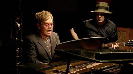 Elton John - Two Fingers of Whiskey