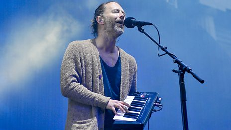 Thom Yorke on taking his first steps in writing music for film
