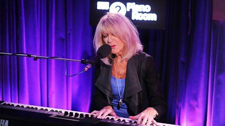 Christine McVie - Songbird, live in Radio 2's Piano Room