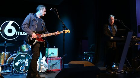 Orchestral Manoeuvres in the Dark live in Liverpool