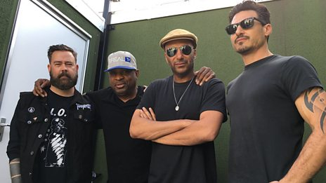 Prophets of Rage at Download Festival 2017