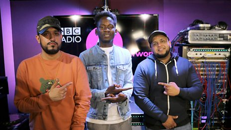 Mr Eazi Interview & Performance