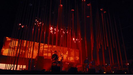 """You've got to leave your ego and your shades at the gate"" - Ed from Radiohead"