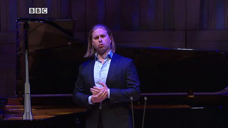 John Chest (USA), Song Prize recitals, 2017