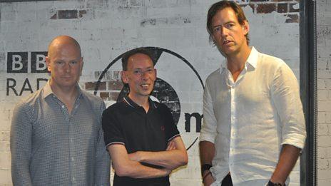 Radiohead's Ed and Phil talk to Steve ahead of Glastonbury