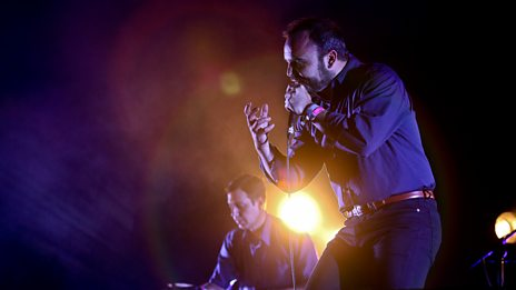Glastonbury - Future Islands