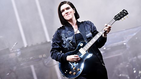 Glastonbury - The xx