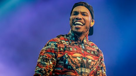 Glastonbury - Anderson .Paak & The Free Nationals