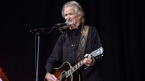 Glastonbury - Kris Kristofferson
