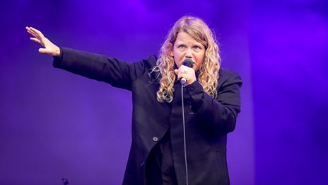 Glastonbury - Kate Tempest