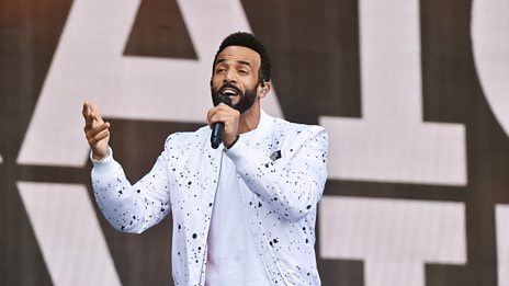 Glastonbury - Craig David