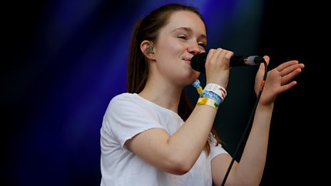 Glastonbury - Sigrid