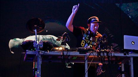 DJ Shadow - Bergschrund