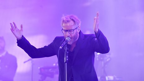 The National - The System Only Dreams In Darkness