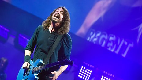 Glastonbury - Foo Fighters