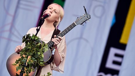 Glastonbury - Laura Marling