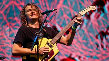 Glastonbury - King Gizzard And The Lizard Wizard