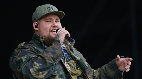 Glastonbury - Rag'n'Bone Man