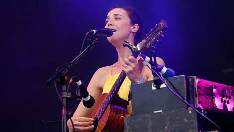 Glastonbury - Lisa Hannigan