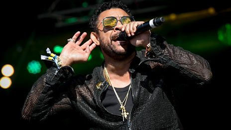 Glastonbury - Shaggy
