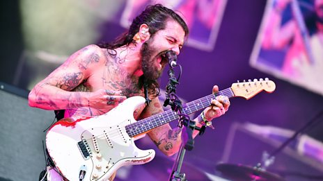 Glastonbury - Biffy Clyro
