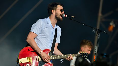 Glastonbury - Courteeners