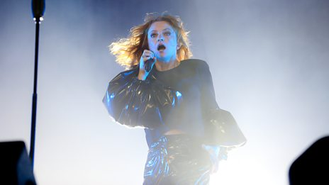 Glastonbury - Goldfrapp