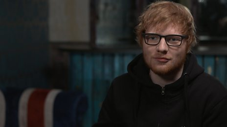 """The biggest nighttime slot that I've done"" - Ed Sheeran on Glastonbury 2017"