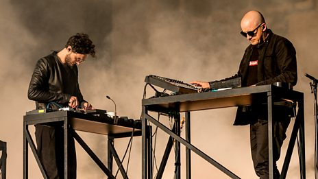 Glastonbury - Moderat