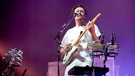 Glastonbury - Metronomy