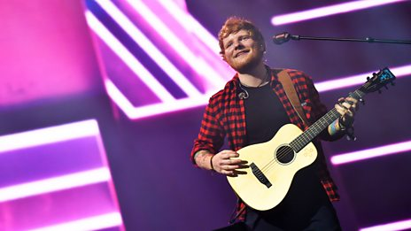 Glastonbury - Ed Sheeran