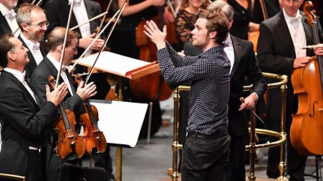 BBC Proms - Tom Coult: St John's Dance (Prom 1)