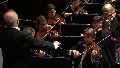 Elgar: Symphony No. 2 in E flat major, 2nd mvt – extract (2017)