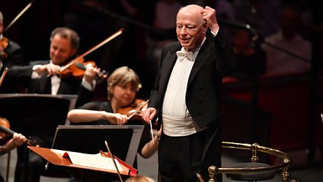 BBC Proms - Mozart: Symphony No 38 in D major 'Prague', K 504 (Prom 3)