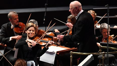 BBC Proms - Mozart: Violin Concerto No 3 in G major, K 216 (Prom 3)