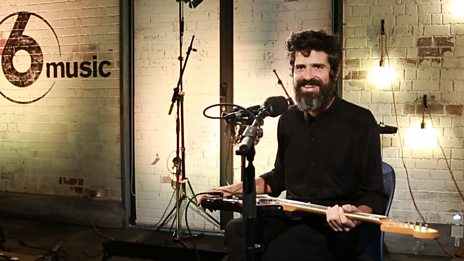 Watch Devendra Banhart perform Middle Names in the 6 Music Live Room