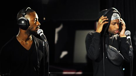 Goldlink - Herside Story/Crew ft. Hare Squead and Masego - Radio 1's Piano Sessions