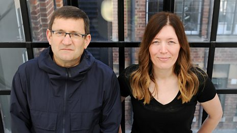 Paul Heaton and Jacqui Abbott perform Here I Go Again