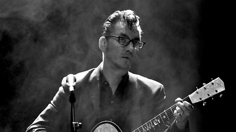 Richard Hawley on working with Scott Walker