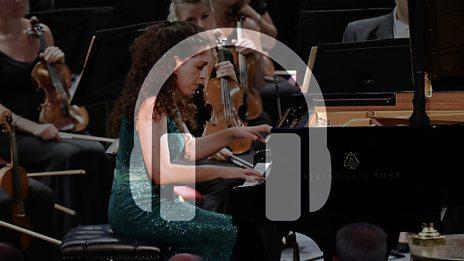 Schumann: Piano Concerto in A minor (in binaural sound) (Prom 13)