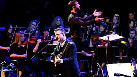 Richard Hawley performs Scott Walker's It's Raining Today arr. Jules Buckley  (Prom 15)