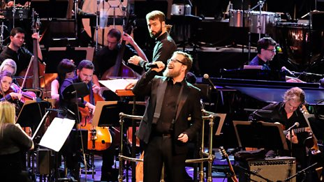John Grant performs Scott Walker's Copenhagen, arr. Stefan Behrisch (Prom 15)