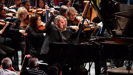 Julian Anderson: Piano Concerto (Prom 16)