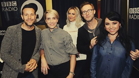 Watch Steps perform Nothing's Gonna Stop Us Now