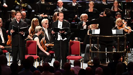 BBC Proms - Sir James MacMillan: A European Requiem (Prom 21)