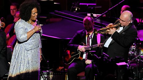 Lullaby of Birdland with Dianne Reeves & James Morrison