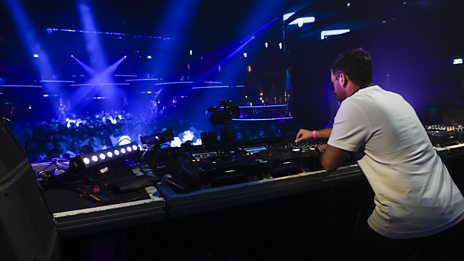 Ibiza - Danny Howard at Hï